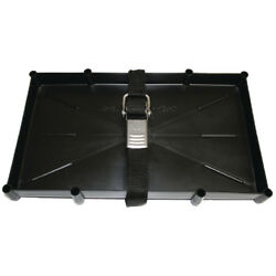 Marine/boat Battery Group 29 And 31 Tray Holder With Stainless Steel Buckle