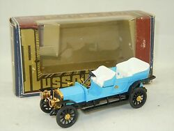 1909 russo balt oldtimer made in ussr 1 43