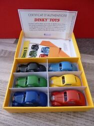 dinky toys atlas coffret collector neuf 6