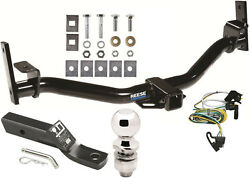 Complete Trailer Hitch Pkg W/ Wiring Kit Fits 2002-2003 Ford Explorer Sport Trac