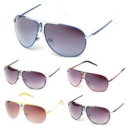 Men#x27;s Classic Sunglasses Metal Driving Glasses Aviator Outdoor Sports UV400 New $8.99