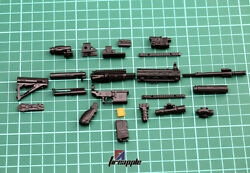1 6 scale hot weapon hk416 assault rifle