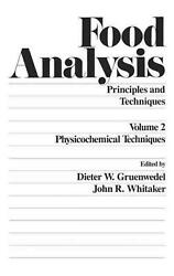 Food Analysis Principles And Techniques In 4 Volumes By Gruenwedel English