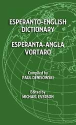 Esperanto-English Dictionary: Esperanta-Angla Vortaro (Esperanto) Hardcover Book