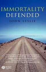 Immortality Defended By John Leslie English Hardcover Book Free Shipping