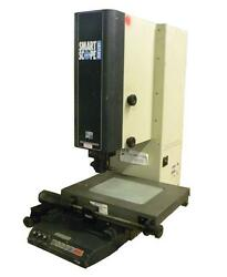 Optical Gaging Products Smartscope 200 Mvp Video Measuring System -sold As Is