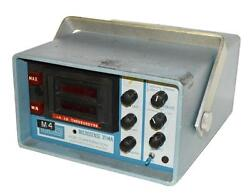 Ade Microsense 3114a With Foot Switch And Probe - Sold As Is