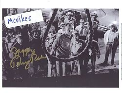 Terry Becker Jagger The Twilight Zone Autographed Signed 8x10 Photo Coa 3