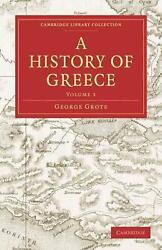 A History of Greece 12 Volume Paperback Set by George Grote (English) Paperback
