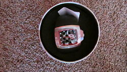 8 Dale Earnhardt Jr. Budweiser Collectors Edition Watch By Action Nib/htf