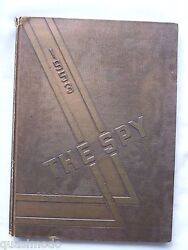 1953 Galion High School Yearbook Galion. Ohio The Spy Unmarked