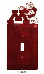 Swen Products Minnesota Mn Gophers Goldy Gopher Light Switch Plate Covers