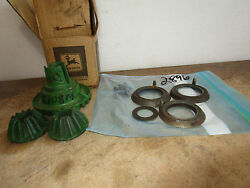 John Deere Cluster Gears T108m Ring Axle And Seals Black A468m 1 Lot Of Parts