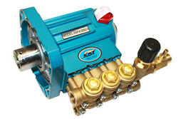 3000psi 2.8gpm Cat Pumps Pressure Washer PUMP ONLY 3000HOR-CAT-2.8 4SPX32G