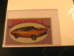 1970 Topps Way Out Wheels Proof Daroo 1