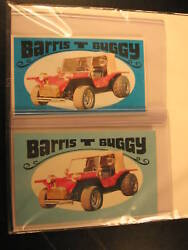 1970 Topps Way Out Wheels 2 Proof Card 31