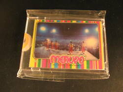 1983 Topps Menudo Stickers Proof Card 31