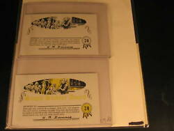 1964 Topps Nutty Awards 2 Proof Card Set 30