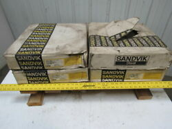 Sanvik 309lt-1 5/64 Stainless Steel Flux Core Mig Wire 50 Coil Lot Of 4