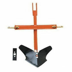 1 Tine Plow - 3 Point Hitch Mounted - Category I Hitch