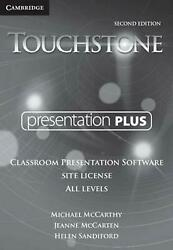 Touchstone Presentation Plus Site License Pack By Michael Mccarthy English Dvd
