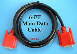 Snap-on Main Data Cable Mt2500 Modis Solus Pro Mtg2500 Eax0066l50a And Mt2500-5000