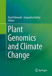Plant Genomics and Climate Change (English) Hardcover Book Free Shipping!