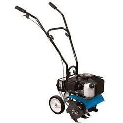 Mini Cultivator - 10in. Tilling Width - 43cc Viper Engine With Manual Start
