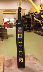 Demag 9 Push Button Station Brand New