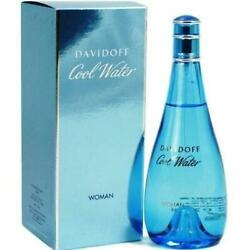 Cool Water By Davidoff Perfume 3.3 / 3.4 Oz Edt For Women New In Box