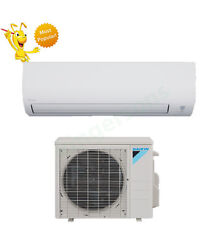 24000 BTU Daikin 20 SEER Ductless Wall Mounted Heat Pump Air Conditioner