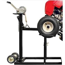 Maintenance Stand - Riding Mowers And Lawn Tractors - 300 Lbs Capacity Industrial