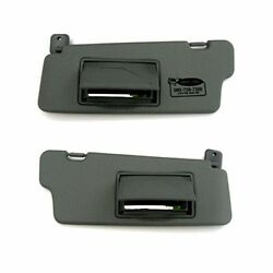Interior Sun Visor Shade Lh+rh 2p For Chevy Optra/lacetti 2004-2007 Oem Parts