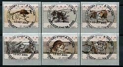 1994 Koalas And Kangaroos Cps St Peters 2001 - Cto St Peters Stamp And Coin Show