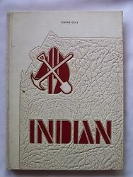 1949 Anderson High School Yearbook Anderson, Indiana The Indian