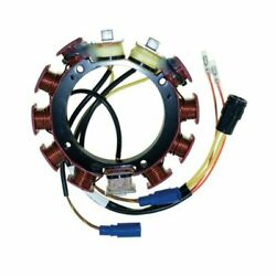 Johnson Evinrude 93-01 185,200 And 225hp-6cyl 95-01 250 And 300hp-8cyl 35amp Stator