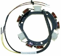 Johnson Evinrude 72-1978 65,70and75hp-3cyl 1976-1978 150,175,200and235hp-6cyl Stator