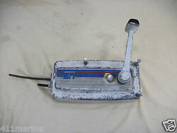 Us Marine Side Mount Boat Throttle Shifter Cable Box