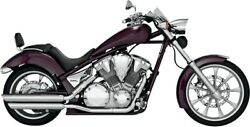 Vance And Hines Twin Slash Power Chamber Equipped Slip-on Exhaust 18421