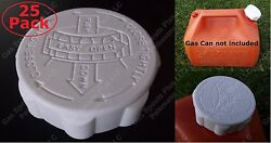 25 Gott Gas Can Caps Only Blitz Rubbermaid Fuel Gallon Safety Lid W Viton Gasket