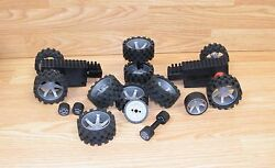 Mixed Lot Of 16 Genuine Kand039nex Different Sized Truck And Car Tires / Wheels Read