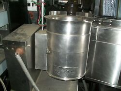 Steam Jacketed Kettle, 10 Qt. Tiltable,220 Volts, One Phase, Free Shipping Usa