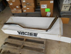 Nos Vance And Hines Chrome Exhaust System H255hc-r Incomplete