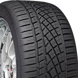 2 NEW 28535-19 CONTINENTAL EXTREME CONTACT DWS06 35R R19 TIRES 32244