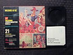 1957/64 Wizard Of Oz And Winnie The Pooh Talking View-master Reels Box Only
