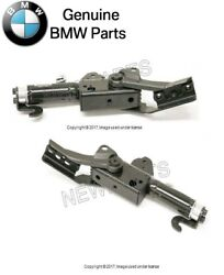 For Bmw E85 Z4 2003-2008 Pair Set Of Left And Right Convertible Top Hinges Genuine