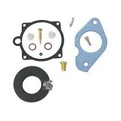 New Marine Carburetor Kit For 25-30hp Outboards Replaces Mercury 84456m 18-7770