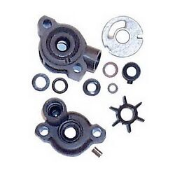 New Water Pump Impeller Kit For Outboards Replaces Mercury 46-70941a3 18-3446