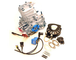 2020 Iame X30 Short Motor Junior Inc. Clutch Cover Exhaust Bend And Coil Pack