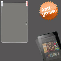 For Kindle Fire Hd Fire Hd 8.9'' Anti-grease Lcd Screen Protector/clear
